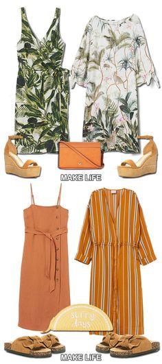 8 Φορέματα H&M που ξεχωρίσαμε για το καλοκαίρι #fashion #dresses #summer