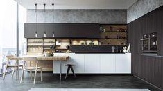 Benefits of Modular Kitchen for India Homes – Furnituremama Luxury Kitchen Design, Best Kitchen Designs, Luxury Kitchens, Interior Design Kitchen, Kitchen Ideas, Kitchen Inspiration, Design Inspiration, Modern Interior, Interior Decorating