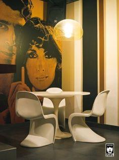 Panton Chairs - Verner Panton