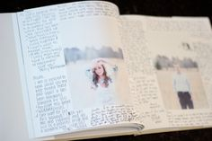 sweet friends showered us with love in our wedding photobook guestbook
