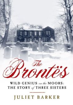 The Brontes: Wild Genius on the Moors: The Story of a Literary Family by Juliet Barker, http://www.amazon.com/dp/1605983659/ref=cm_sw_r_pi_dp_YKPVqb07P45W5