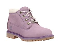 #Timberland Women's Waterproof Nellie Chukka Double (love color purple!)