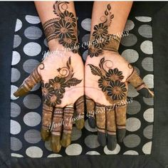 "1,645 Likes, 4 Comments - @inspirationalhenna on Instagram: ""By talented @joshiyash40. ================= @sheffield_mehndiartist  @ellies.hennadose @autumnhenna…"""