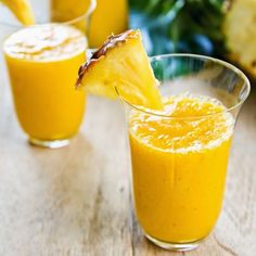 Pineapple Smoothie For Relieving Inflammation & Pain A lot of diseases we see nowadays are triggered by inflammation which manifests as pain in different areas of the body. The majority of inflammatory-related diseases begin in the gut with an autoimmune reaction which progresses into systematic inflammation. Addressing the root cause…