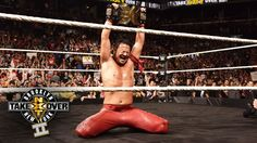 Shinsuke Nakamura captures the NXT Title from Samoa Joe: NXT TakeOver: Brooklyn II, on WWE Network - http://www.truesportsfan.com/shinsuke-nakamura-captures-the-nxt-title-from-samoa-joe-nxt-takeover-brooklyn-ii-on-wwe-network/