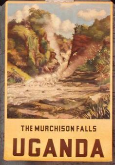 Murchison Falls - highlight of the 1950s & 60s East Africa safaric circuit in Uganda