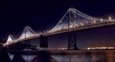 bay lights installation to illuminate the san francisco bay bridge