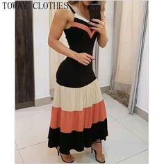 Skirt Fashion, Fashion Dresses, Elegant Party Dresses, Trend Fashion, Women's Fashion, Long Maxi Skirts, Maxi Dresses, Online Dress Shopping, Dress Online