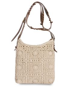 This purse at Macy's also comes in Navy. I'd love to have it in either color.