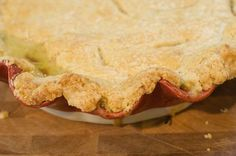 Leftover Turkey Pot Pie-The Pioneer Woman