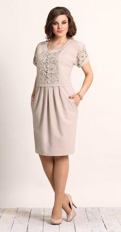 Галеан Стиль   М 572 платье