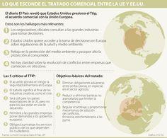 Cinco trabas para firmar acuerdo comercial entre la Unión Europea y Estados Unidos