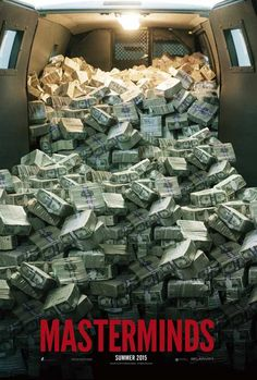 Masterminds Movie Poster Photo Mug Hot Cocoa Gift Basket gift idea. Photo Mug Gift Basket. Money Bill, My Money, How To Make Money, Masterminds Movie, Money Logo, Money Pictures, Dollar Money, Leslie Jones, Money Stacks