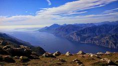 Lake Garda seen from Mount Baldo