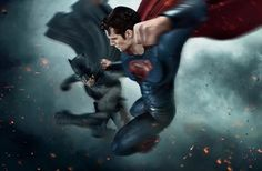 Batman v Superman: Dawn of Justice, in which the actor played Batman and Henry Cavill played Superman,