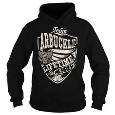 Last Name, Surname Tshirts - Team ARBUCKLE Lifetime Member Eagle
