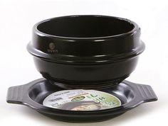 Korean Eco Earthenware Stone Bowl Set for Dolsot Bibimbap, JJigae, Size S,M,L #HyesungCeramic