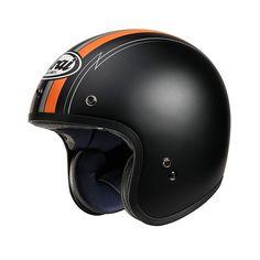 #Arai #Freeway #Classic #RideOrange Open Face Helmet. Buy yours on https://www.helmade.com/en/arai-freeway-classic-ride-orange-open-face-helmet.html