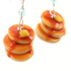 Any kind of food you can imagine as jewelry