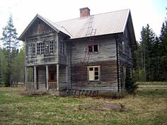 old houses
