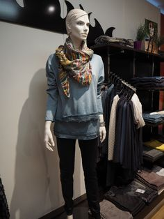 Mehr als nur Mode! Pullover, Tops, Outfits, Coated Jeans, Fall Winter, Cotton, Suits, Sweaters, Kleding