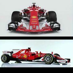 #Repost @suttonimages  New Ferrari SF70H F1 launches now in Maranello Italy All images Copyright: Ferrari