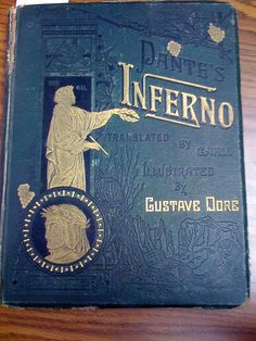 """Dante's Inferno -- I got an """"A"""" in high school English when we studied this!! ~Linda"""