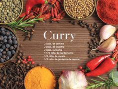5 go-to spice blends Base Foods, I Foods, Other Recipes, Great Recipes, Comida India, Avocado Pasta, Aromatic Herbs, Cooking Recipes, Healthy Recipes