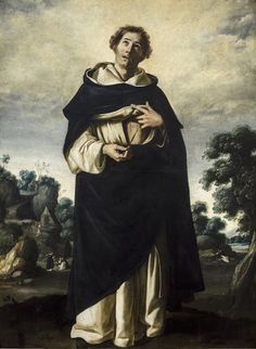 Blessed Henry Suson - Francisco de Zurbarán — Google Arts & Culture