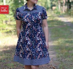 Kleid Dolores von Milchmonster