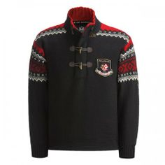 Dale Of Norway Bislett Horn Toggle Pullover Sweater For Men | Clothing