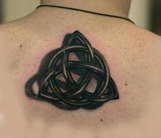 Realism tattoo on back by Dmitriy Schelokov