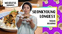 Vegan Bulgogi   Meatless Mondays - Seonkyoung Longest