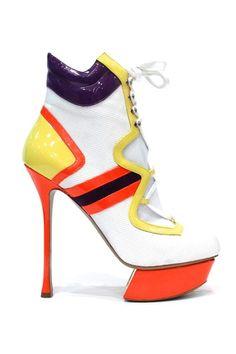 Victorias Secret Show Footwear by Nicholas Kirkwood Fashion Inspo