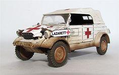 Volkswagen Typ 82 « Kübelwagen Sanka »