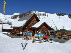 Bildergebnis für hütten speiereck Mount Everest, Skiing, Cabin, Mountains, House Styles, Nature, Travel, Inspirational, Pictures