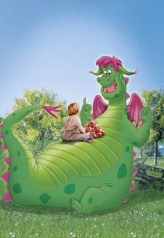 I loved Pete's Dragon (Disney) Disney Dream, Disney Love, Disney Magic, Walt Disney, Pete's Dragon 1977, Pete Dragon, Disney Pixar Movies, Disney And Dreamworks, Disney Characters