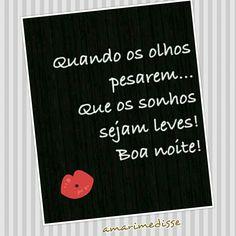 #bons #sonhos