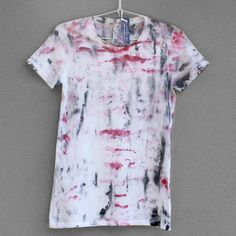 TWILIGHT. Organic cotton T shirt for woman or girl. Hand by Smukie, $35.00  #etsyauseller #etsyaufinds