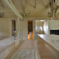 Gallery of Alpine Barn Apartment / OFIS Architects - 33