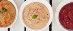 3 Receitas de hummus para o ano novo - Nutrição e Dietas