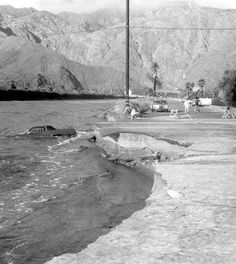 DO YOU REMEMBER THE COACHELLA VALLEY FLOOD of 1969?