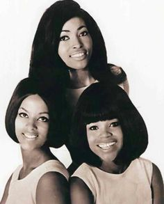 The Ikettes with Ann Thomas, Rose Smith, PP Arnold