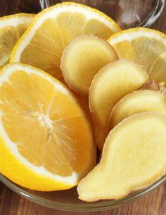 Gengibre com limão emagrece: união milagrosa faz chapar barriga - Bolsa de Mulher