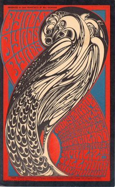 Concert at the Fillmore Auditorium (The Byrds; Moby Grape; Andrew Staples)