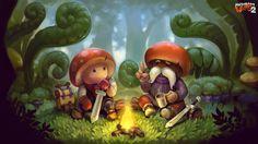 Komt Mushroom Wars 2 naar de Nintendo Switch? Het zou mooi zijn om de realtime strategy game welkom te mogen heten op de Nintendo Switch. https://www.nintendoreporters.com/rumors/mushroom-wars-2-onderweg-voor-nintendo-switch/