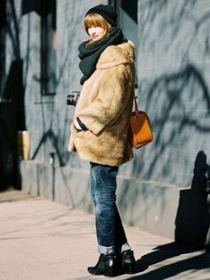 An Outfit For a Weekend's Worth of Exploring via @WhoWhatWear