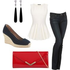 """""""Date night"""" by lynnerambling on Polyvore"""