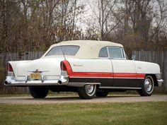 Classical American cars. Packard