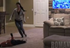 Roman Atwood's toddler prank: So very not funny to moms.